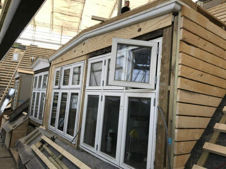 Nye vinduer installeret på Valdemarsgade Vesterbro