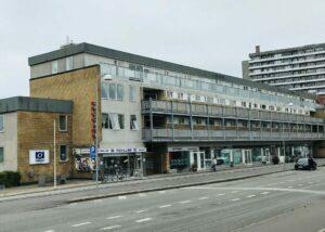 Facade Renovering af Ejendom i Bagsværd